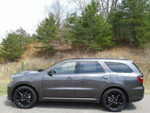 Granite Metallic 2018 Dodge Durango R/T AWD