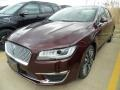 Lincoln MKZ Reserve Burgundy Velvet Metallic photo #1
