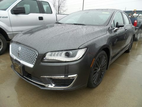 Magnetic Gray Metallic 2018 Lincoln MKZ Reserve