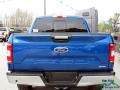 Ford F150 XLT SuperCrew 4x4 Lightning Blue photo #4