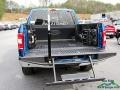 Ford F150 XLT SuperCrew 4x4 Lightning Blue photo #13