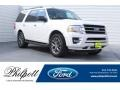 Ford Expedition XLT White Platinum photo #1