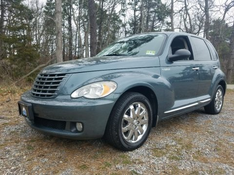 Magnesium Green Pearl 2006 Chrysler PT Cruiser Limited