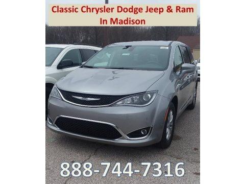 Billet Silver Metallic 2018 Chrysler Pacifica Touring Plus