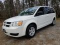 Dodge Grand Caravan SE Hero Stone White photo #1