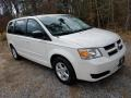 Dodge Grand Caravan SE Hero Stone White photo #3