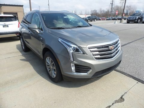 Bronze Dune Metallic 2018 Cadillac XT5 Luxury AWD