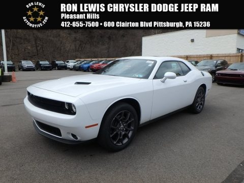 White Knuckle 2018 Dodge Challenger GT AWD