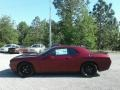 Dodge Challenger SXT Octane Red Pearl photo #2