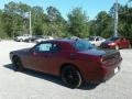 Dodge Challenger SXT Octane Red Pearl photo #3
