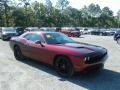 Dodge Challenger SXT Octane Red Pearl photo #7