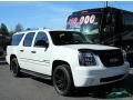 GMC Yukon XL Denali AWD Summit White photo #7