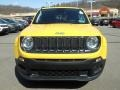 Jeep Renegade Sport 4x4 Solar Yellow photo #8