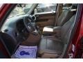 Jeep Patriot Latitude 4x4 Deep Cherry Red Crystal Pearl photo #5