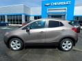 Buick Encore Convenience AWD Cocoa Silver Metallic photo #3