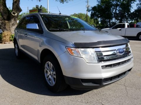 Brilliant Silver Metallic 2009 Ford Edge SE