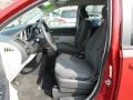 Dodge Grand Caravan SE Inferno Red Crystal Pearl photo #12