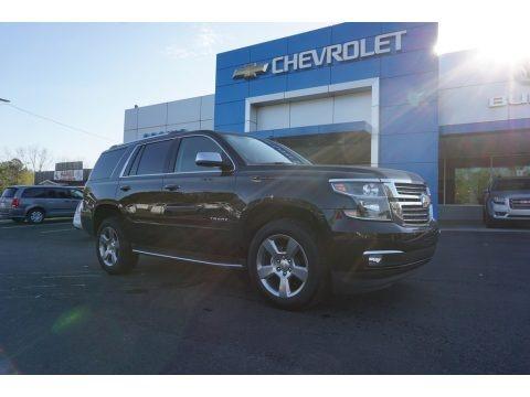 Black 2018 Chevrolet Tahoe Premier