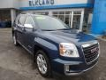 GMC Terrain SLE AWD Slate Blue Metallic photo #4