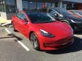 Tesla Model 3 Long Range Red Multi-Coat photo #22