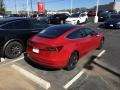 Tesla Model 3 Long Range Red Multi-Coat photo #26