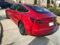 Tesla Model 3 Long Range Red Multi-Coat photo #29