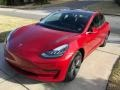 Tesla Model 3 Long Range Red Multi-Coat photo #30