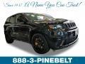 Jeep Grand Cherokee Trackhawk 4x4 Diamond Black Crystal Pearl photo #1