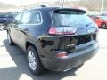 Jeep Cherokee Latitude 4x4 Diamond Black Crystal Pearl photo #3