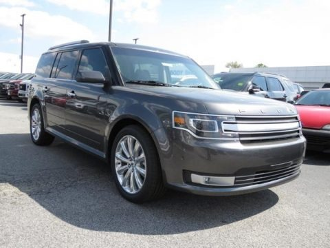 Magnetic 2018 Ford Flex Limited AWD