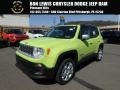 Jeep Renegade Limited 4x4 Hypergreen photo #1