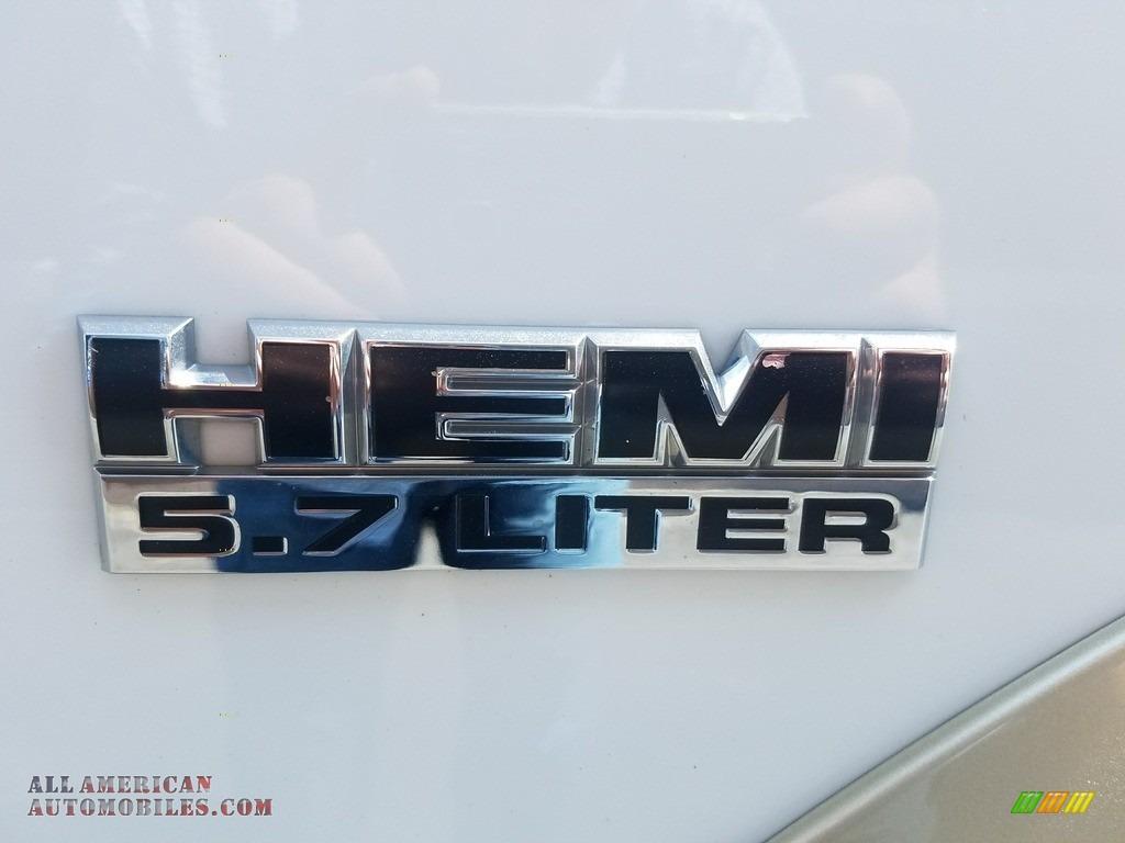 2011 Ram 2500 HD Laramie Crew Cab 4x4 - Bright White / Light Pebble Beige/Bark Brown photo #7