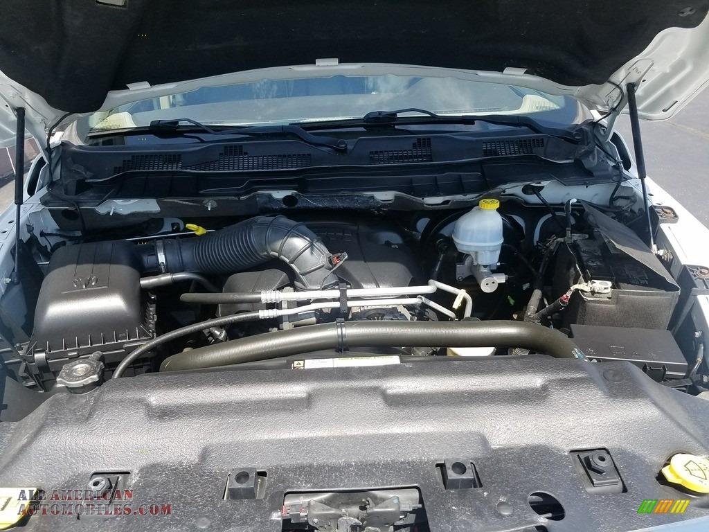 2011 Ram 2500 HD Laramie Crew Cab 4x4 - Bright White / Light Pebble Beige/Bark Brown photo #59