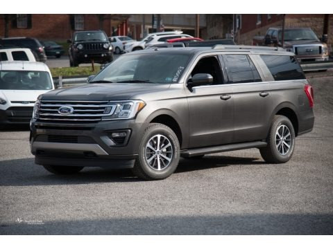 Magnetic 2018 Ford Expedition XLT Max 4x4