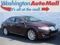 Lincoln MKS EcoBoost AWD Red Candy Metallic photo #1