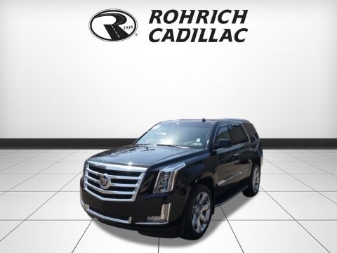 Black Raven 2015 Cadillac Escalade Luxury 4WD