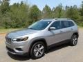 Jeep Cherokee Limited Billet Silver Metallic photo #2