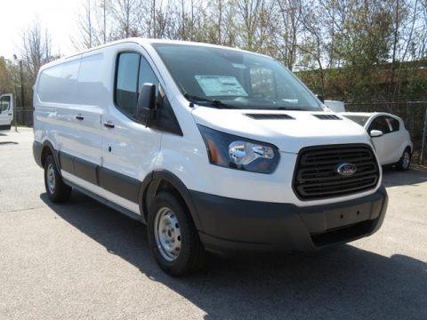 Oxford White 2018 Ford Transit Van 150 LR Regular
