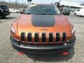 Jeep Cherokee Trailhawk 4x4 Mango Tango Pearl photo #2