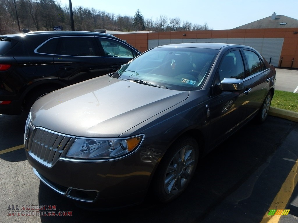 Sterling Grey Metallic / Dark Charcoal Lincoln MKZ AWD