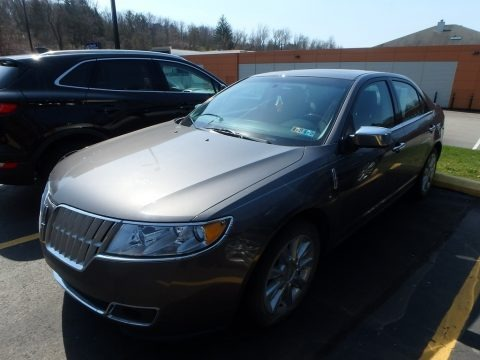Sterling Grey Metallic 2011 Lincoln MKZ AWD