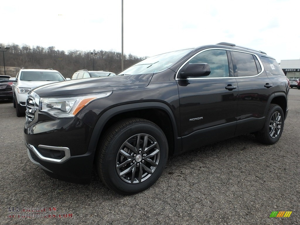 2018 Acadia SLT AWD - Iridium Metallic / Cocoa/Light Ash Gray photo #1
