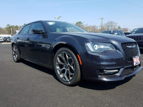 Maximum Steel Metallic 2018 Chrysler 300 S