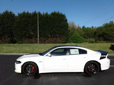 White Knuckle 2018 Dodge Charger Daytona 392
