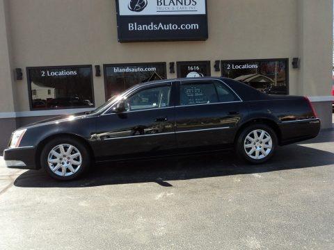 Black Raven 2011 Cadillac DTS Premium
