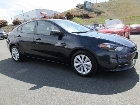Maximum Steel Metallic 2014 Dodge Dart SXT