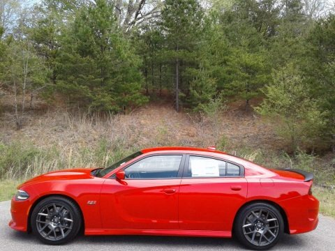 Torred 2018 Dodge Charger R/T Scat Pack