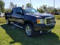 GMC Sierra 2500HD Denali Crew Cab 4x4 Onyx Black photo #7