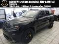 Jeep Grand Cherokee Trackhawk 4x4 Diamond Black Crystal Pearl photo #1