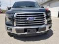 Ford F150 XLT SuperCrew 4x4 Green Gem Metallic photo #3